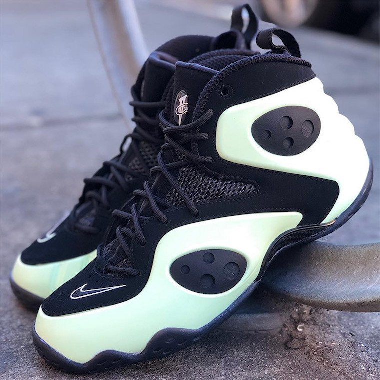 Nike Zoom Rookie Glow in the Dark 2018 BQ3379-100