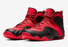 Nike Zoom Rookie University Red Black White BQ3379-600