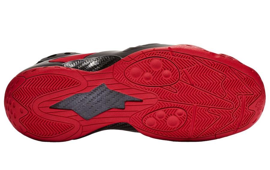 Nike Zoom Rookie University Red BQ3379-600 Release Date
