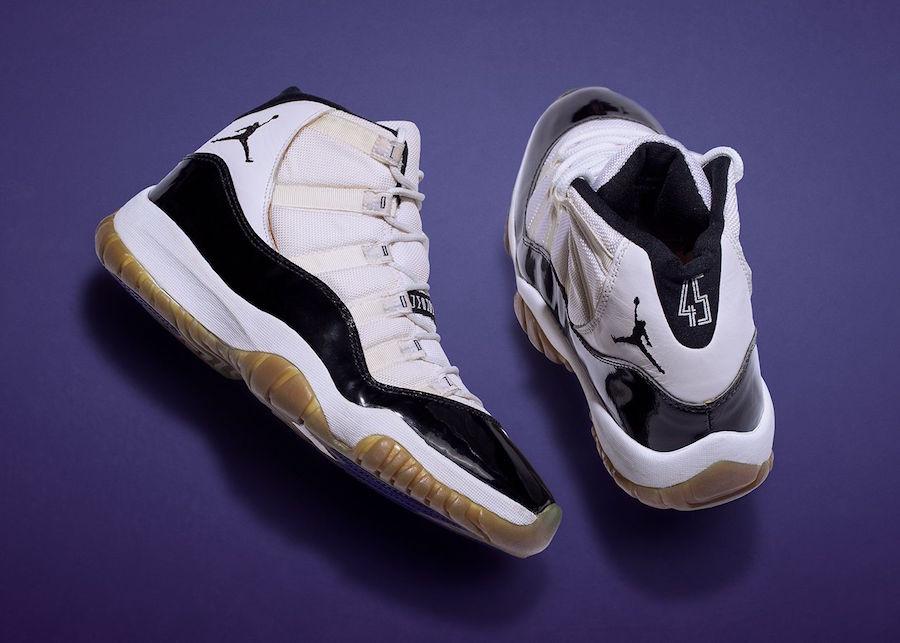 Original Air Jordan 11