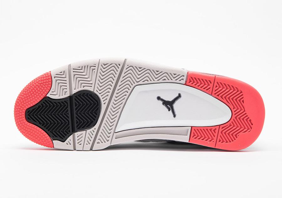 Air Jordan 4 Pale Citron 308497-116 Release Info  10bfa9aa2