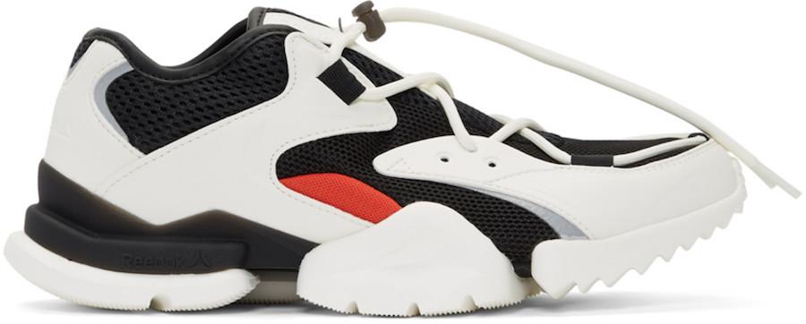 Reebok Run.r 96 White Black Red CN9700