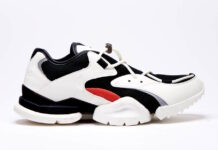 Reebok Run.r 96 White Black Red CN9700