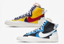 Sacai Nike Blazer High Pack Release Date