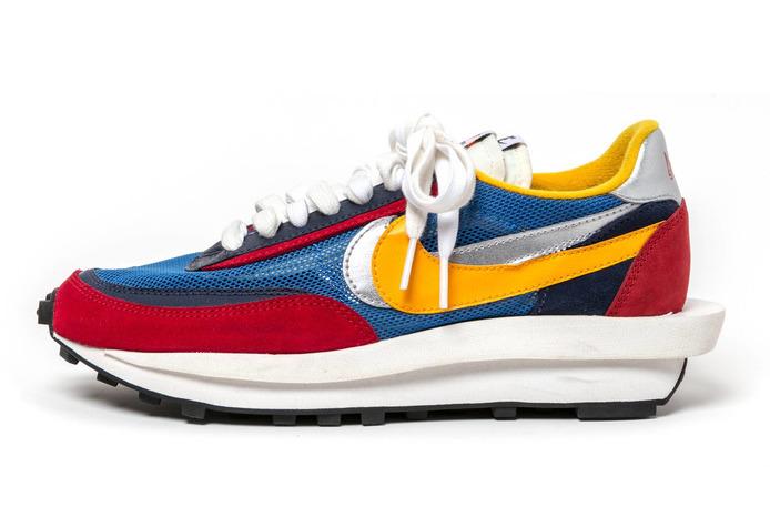 Sacai Nike LDV Waffle BV0073-400 Release Date