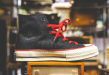Shoe Palace Converse Chuck Taylor Black White Release Date