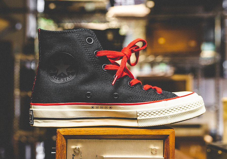Shoe Palace Converse Chuck Taylor Black White Release Date