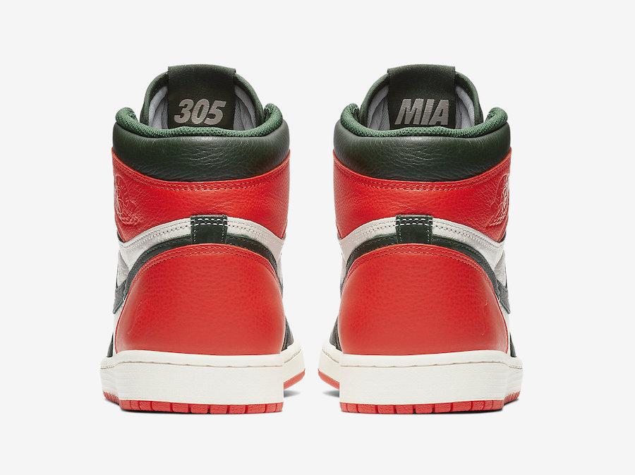 SoleFly Air Jordan 1 High OG AV3905-138 Release Date Price