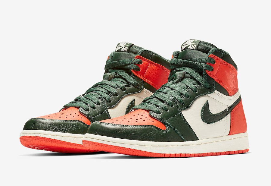 SoleFly Air Jordan 1 High OG AV3905-138 Release Date Price