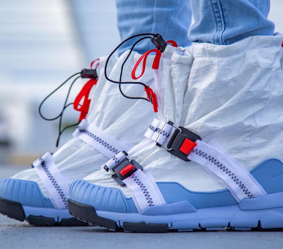 Tom Sachs Nike Mars Yard Overshoe Release Info