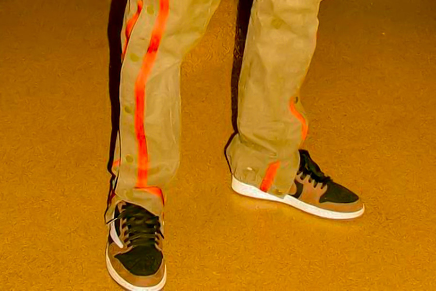Travis Scott Air Jordan 1 Low Dark Mocha Release Date