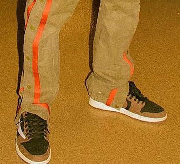 Travis Scott Air Jordan 1 Tan Release Date