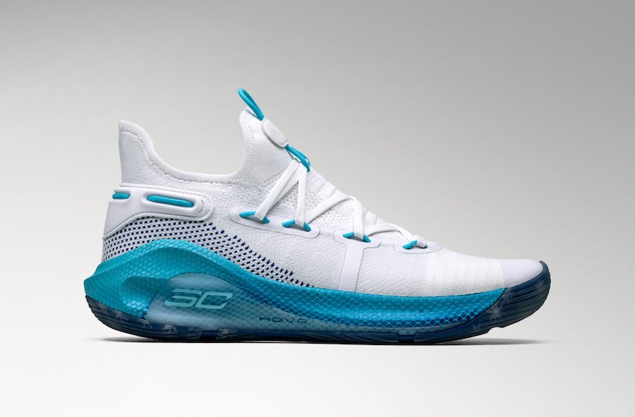 Under Armour Curry 6 Christmas in the Town Release Date