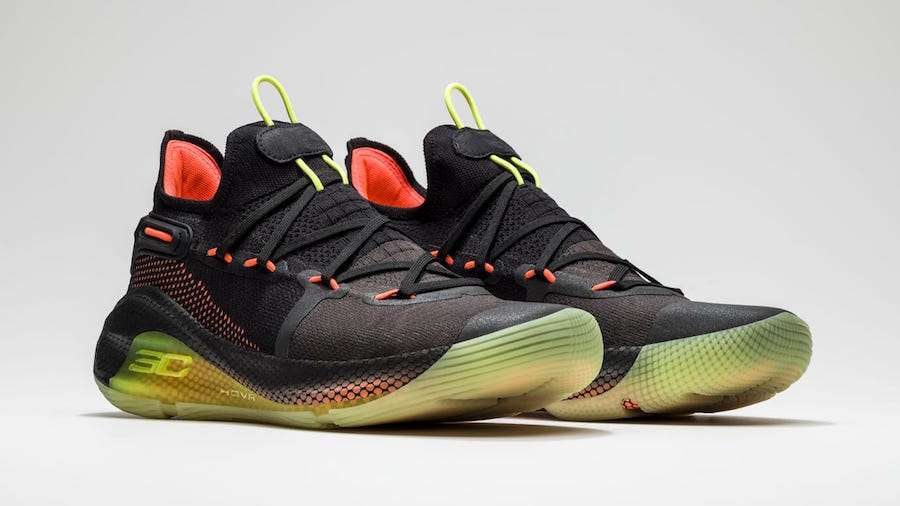 Under Armour Curry 6 Fox Theater Release Date