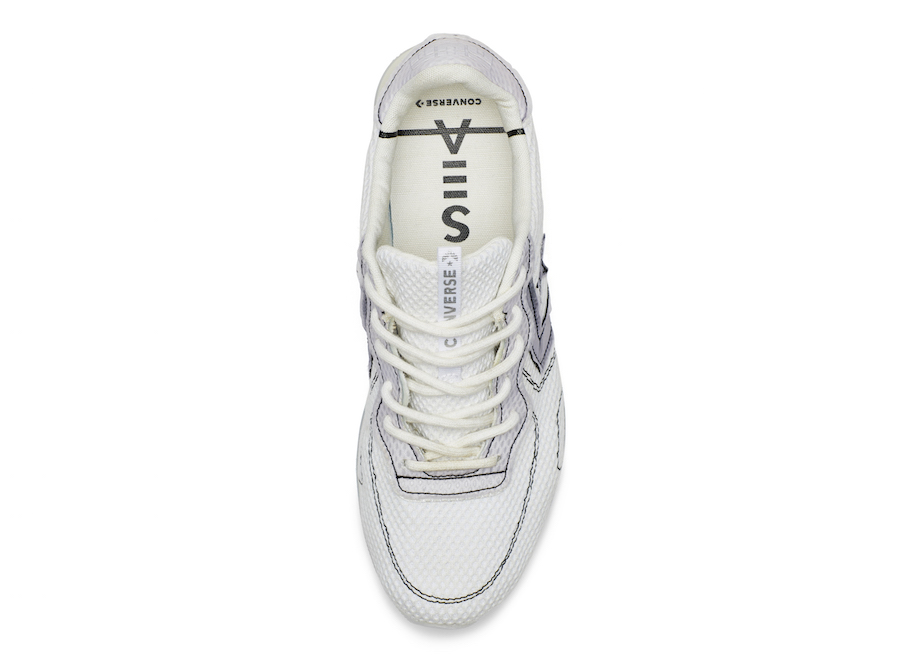 Vince Staples Converse Thunderbolt Egret Winter White Black