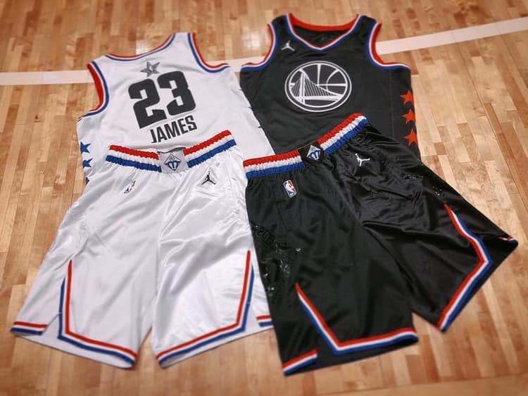 2019 NBA All-Star Jerseys Uniforms
