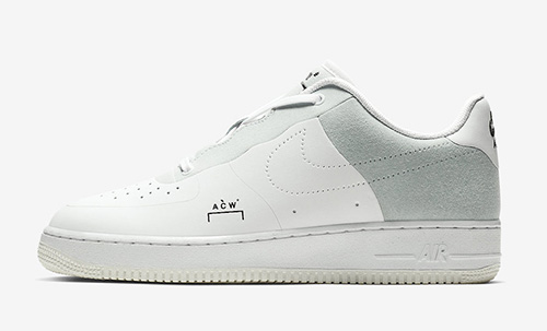 cheaper 1c161 09743 A-Cold-Wall Nike Air Force 1 White BQ6924-100