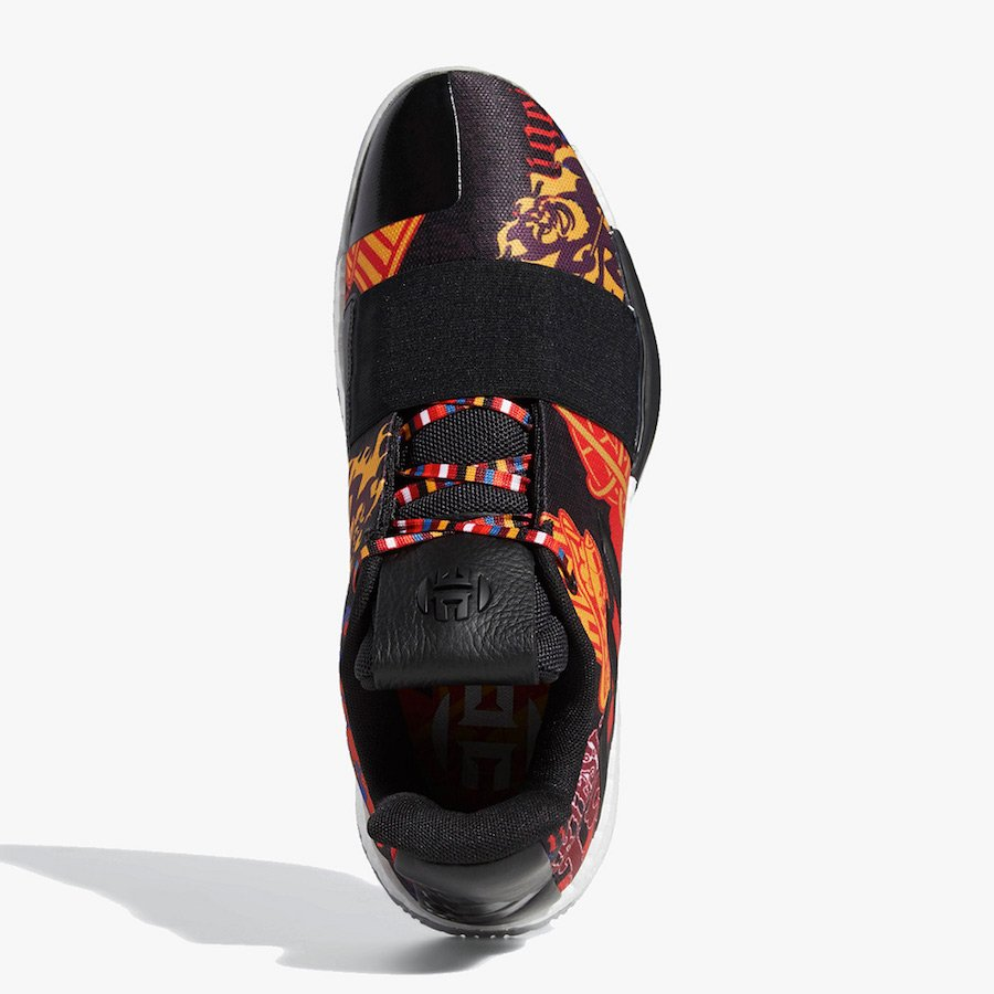 adidas Harden Vol 3 EE9598 Release Date