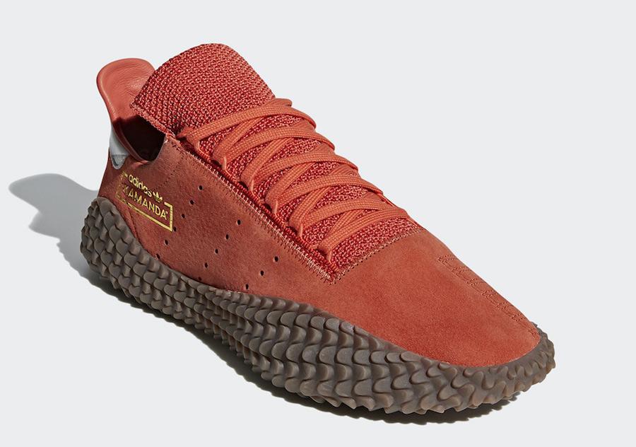 adidas Kamanda DB2777 DB2776 Release Date