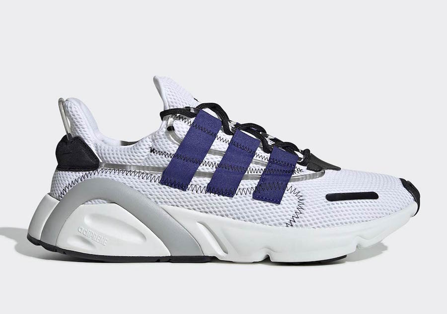 adidas LXCON White Blue DB3528 Release Date