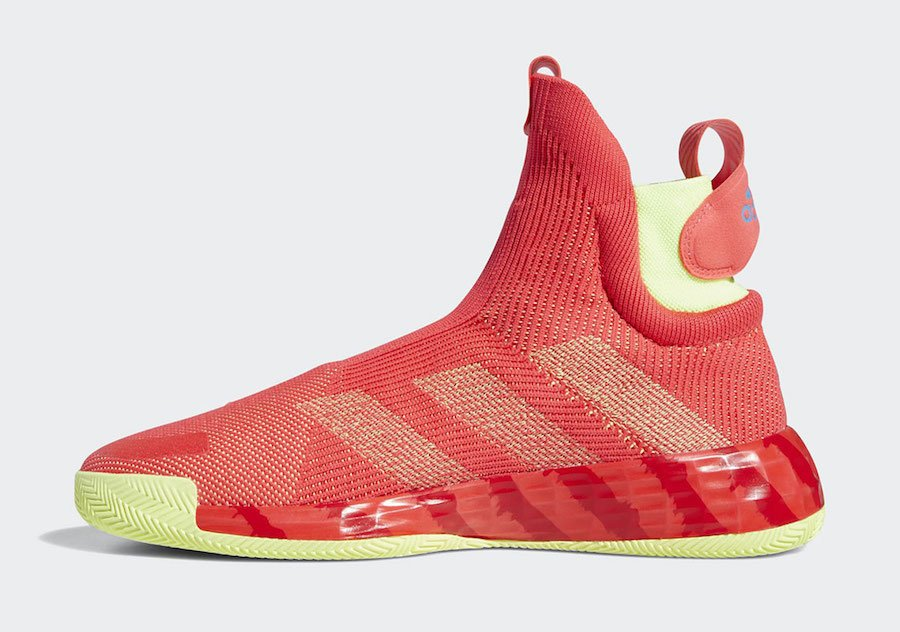 pretty nice 6f07d 10cee adidas N3XT L3V3L Shock Red G27761 Release Date