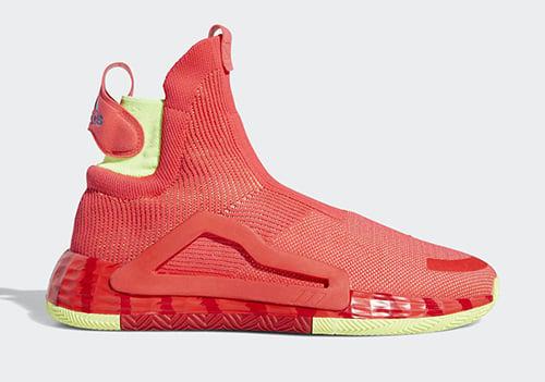 adidas N3XT L3V3L Shock Red