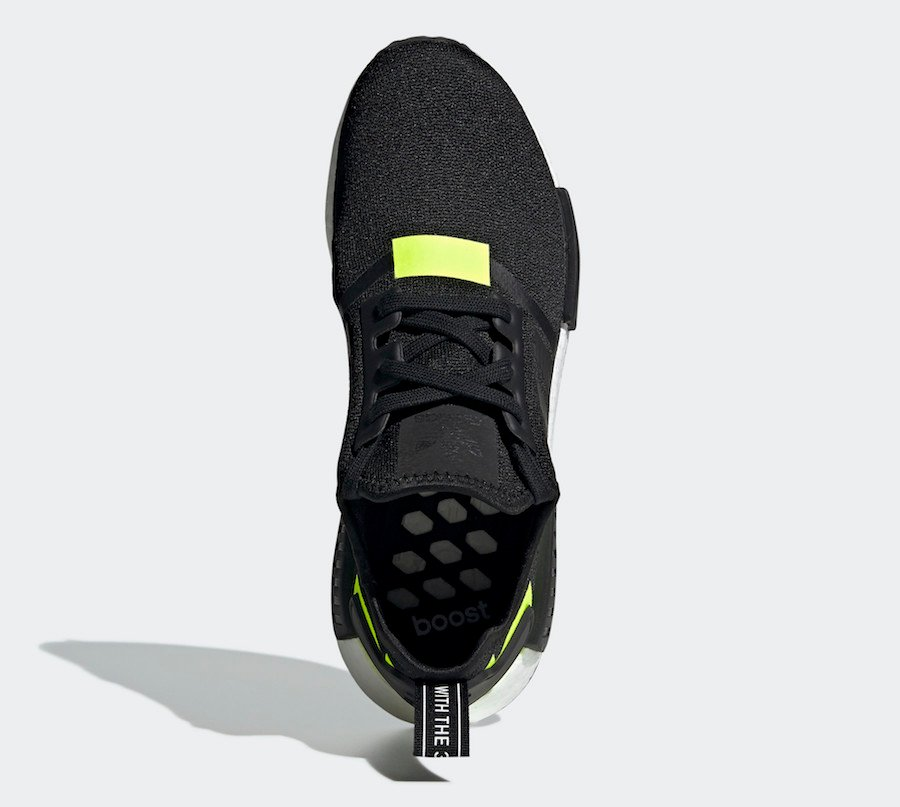 adidas NMD R1 Black Vol BD7751 Release Date