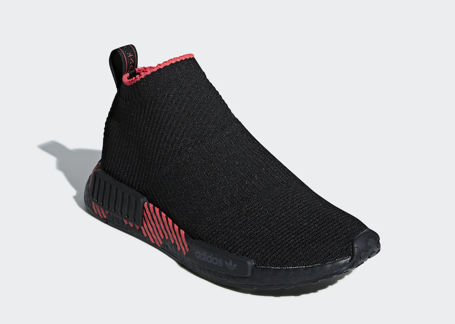 adidas NMD CS1 Shock Red G27354 Release Date