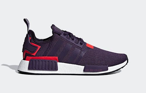 adidas NMD R1 Legend Purple Shock Red BD7752