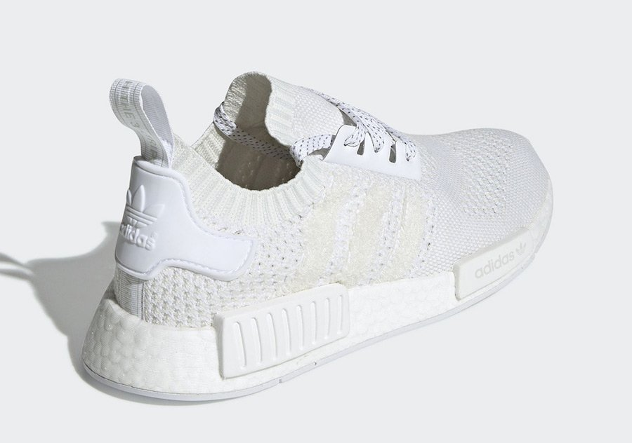 adidas NMD R1 White Linen Green G54634 Release Date