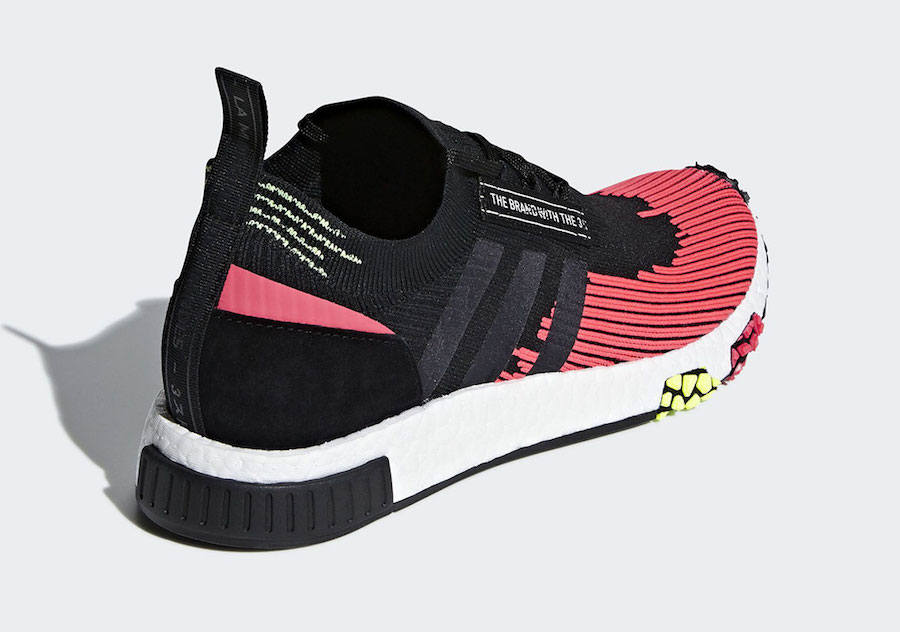 adidas NMD Racer Solar Red BD7728 Release Date