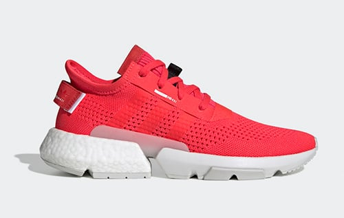 adidas POD S3.1 Shock Red CG7126