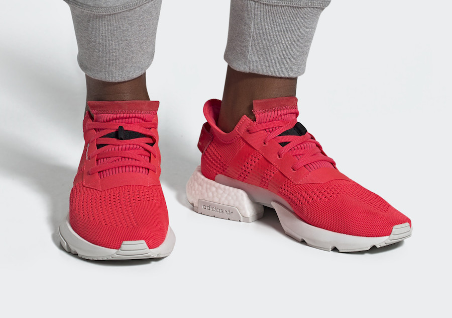 adidas POD S3.1 Shock Red CG7126