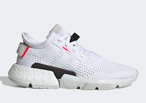 adidas POD S3.1 Cloud White Red