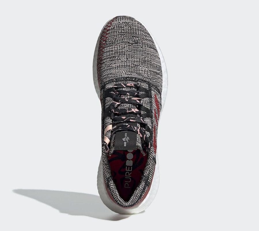 adidas PureBoost Go Ren Zhe F36193 Release Date | SneakerFiles
