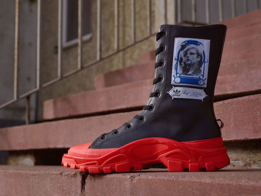 adidas Raf Simons RS Detroit High Release Date