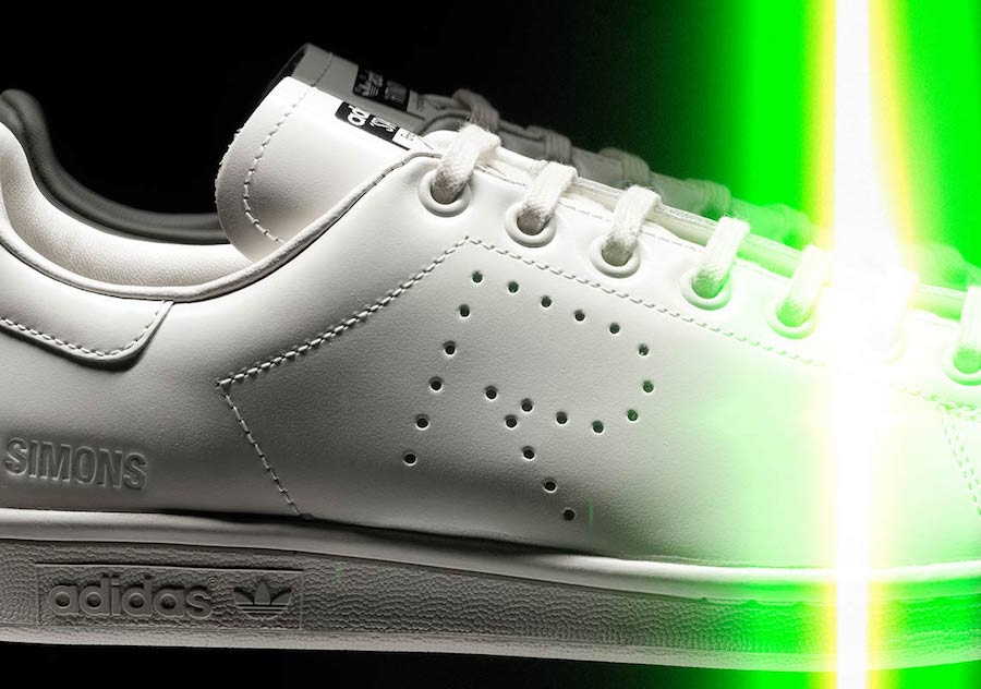 adidas Raf Simons Stan Smith White