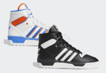 adidas Rivalry Hi Knicks Black White 2019 Release Date