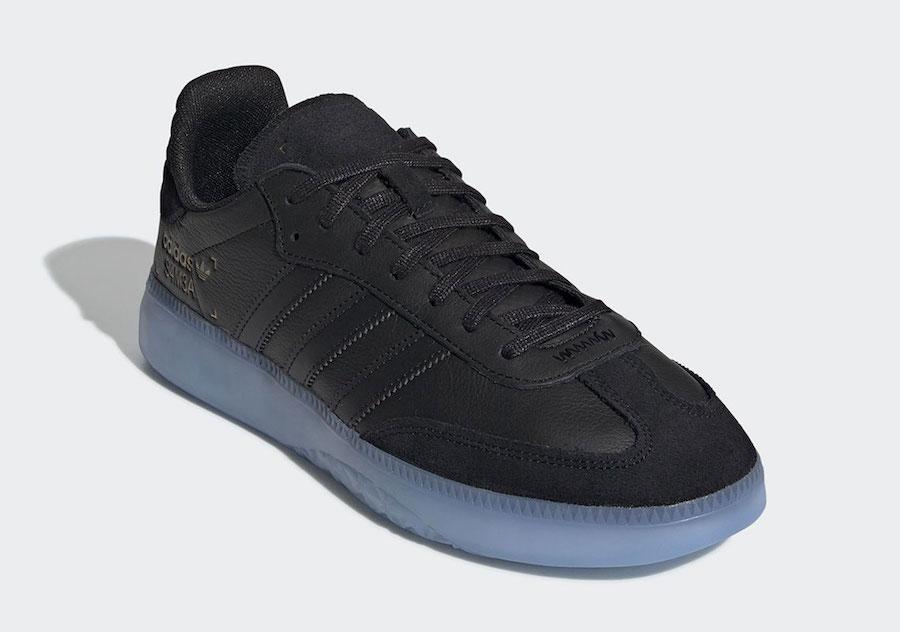 adidas Samba RM Core Black BD7476 Release Date