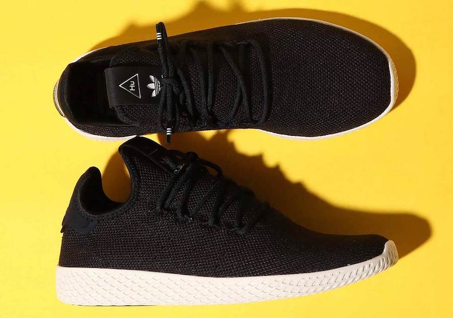 adidas Tennis Hu Black AQ1056