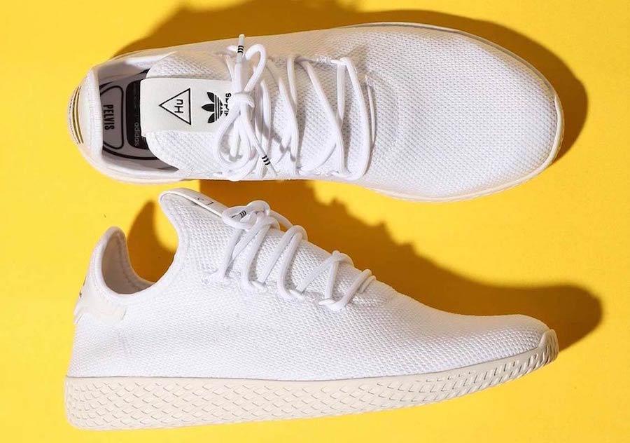 adidas Tennis Hu White B41792