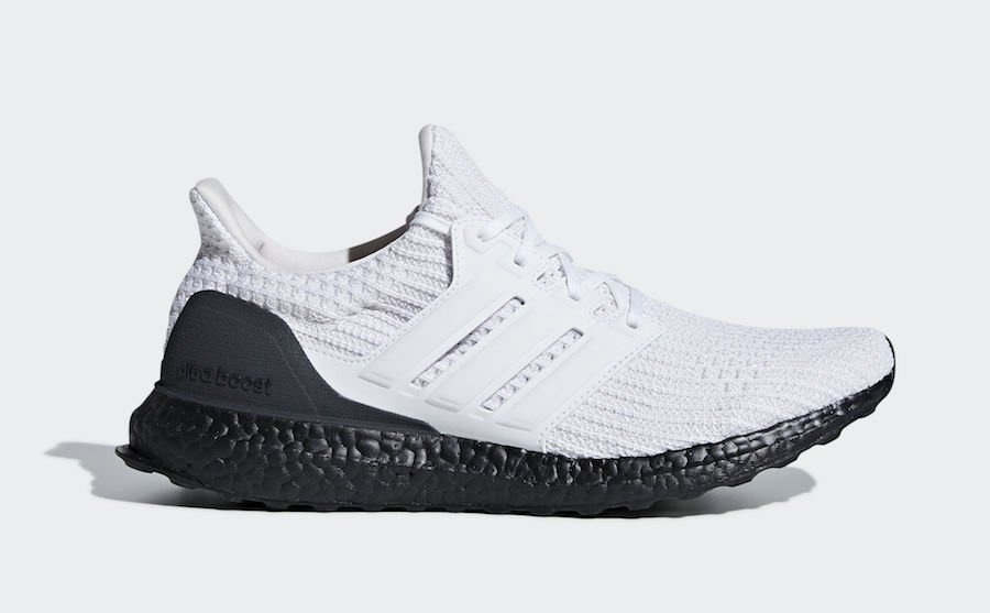 adidas Ultra Boost White Black DB3197 Release Date