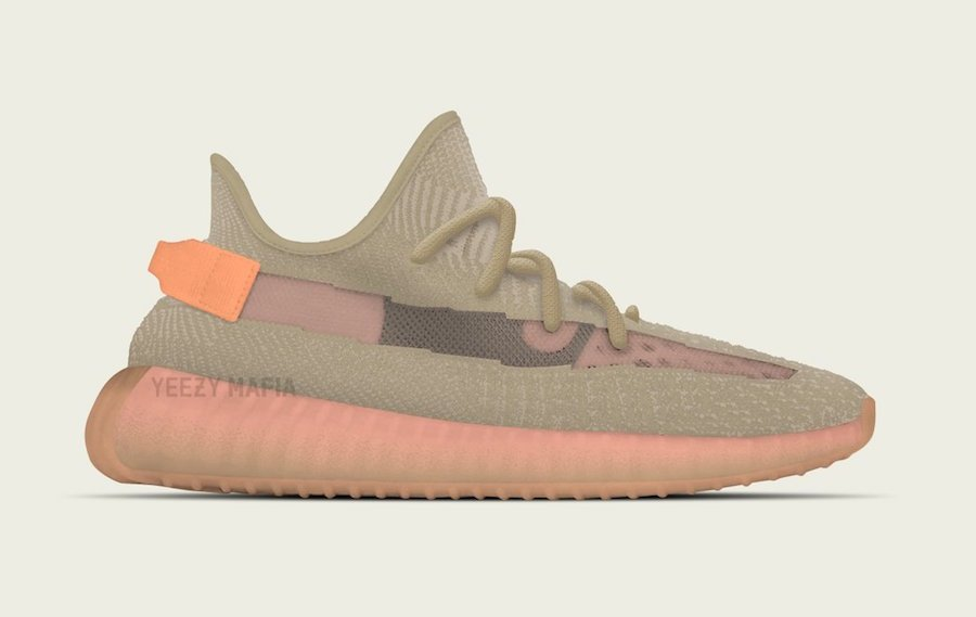 adidas Yeezy Boost 350 V2 Clay Release Date