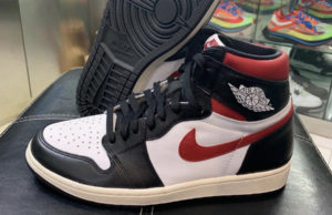 Air Jordan 1 Gym Red 555088-061 2019 Release Date Price