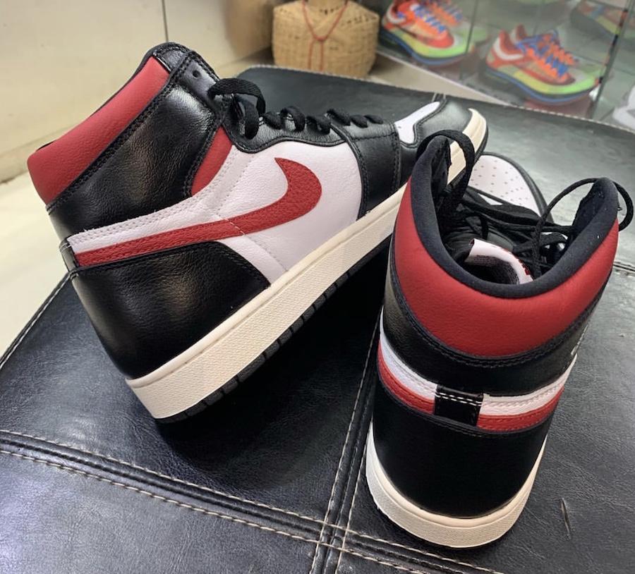 Air Jordan 1 Gym Red 555088-061 2019 Release Date Price