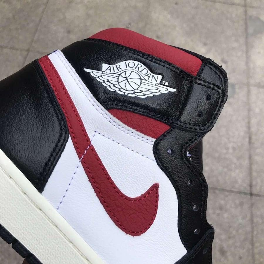Air Jordan 1 Gym Red 555088-061 Release Date Price