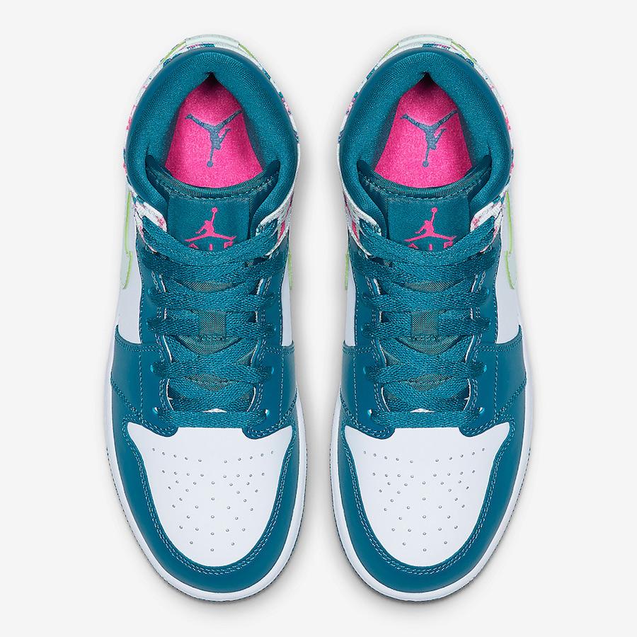 Air Jordan 1 Mid 555112-300 Release Date