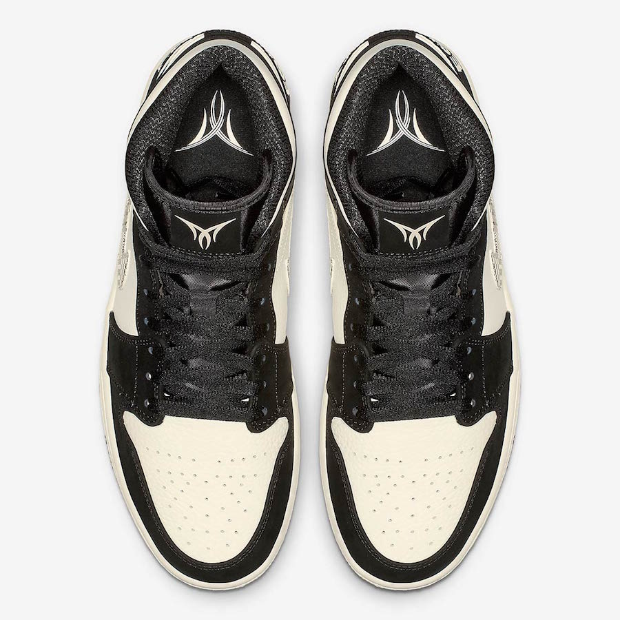 Air Jordan 1 Mid Equality 852542-010 Release Date