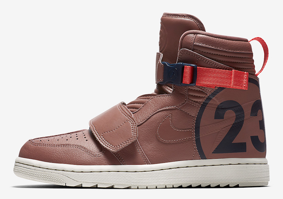 Air Jordan 1 Moto Smokey Mauve AT3146-204