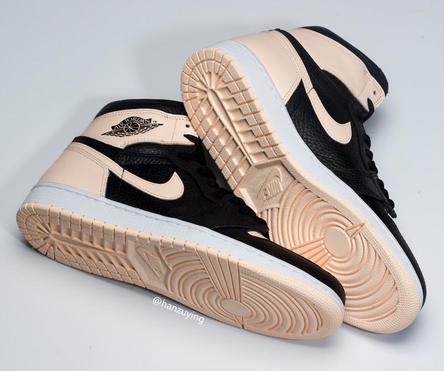 068c0df1141 Air Jordan 1 Crimson Tint 555088-081 Release Date | SneakerFiles